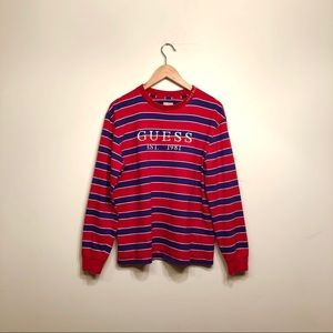 Guess Barrel Wave Long Sleeve